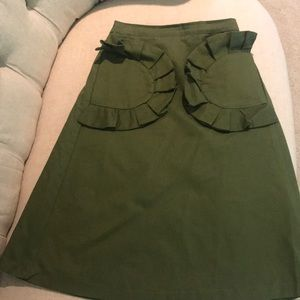 Adorable skirt from Anthropologie